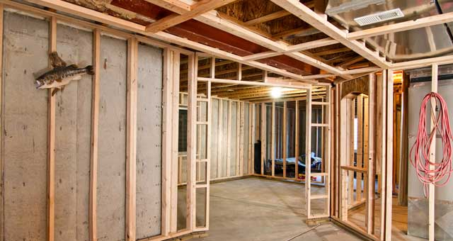 Basement Renovation and Development