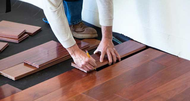 Home Renovation and Tile Installation